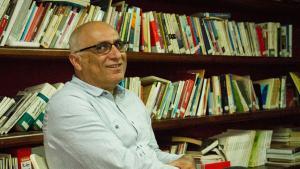 Der britisch-pakistanische Autor Tariq Mehmood; Foto: Changiz M. Varzi
