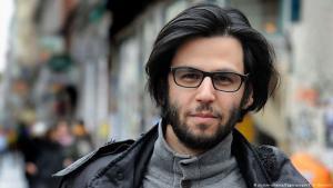 Der Schriftsteller Deniz Utlu