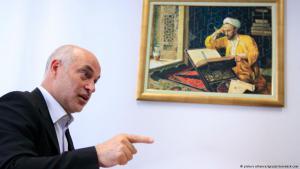 Prof. Dr. Ednan Aslan, M.A., Professor für islamische Religionspädagogik an der Fakultät für Philosophie und Bildungswissenschaften an der Universität Wien; Foto: dpa/picture-alliance