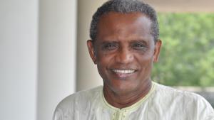 Der Islamgelehrte Abdullahi Ahmed An-Na'im; Foto: scholarblogs.emory.edu/aannaim