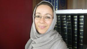 Muna Tatari, Professorin am Seminar für Islamische Theologie der Universität Paderborn; Foto: Ulrike Hummel