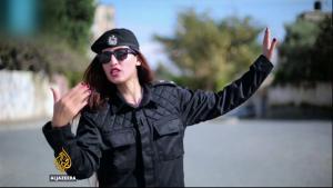 Reham al-Kahlout; Quelle: Al-Jazeera