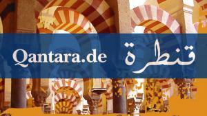 "Logo DW-Internetseite ""Qantara.de"""