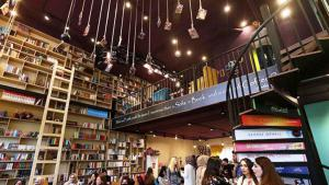 Das Book Café in Erbil; Quelle: Raseef22