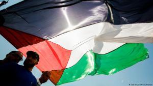 Symbolbild Palästinenser: Versöhnung zwischen Hamas und Fatah; Foto: AFP/Getty Images