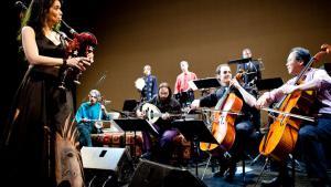 Das Silk Road Ensemble; Quelle: silkroad.org