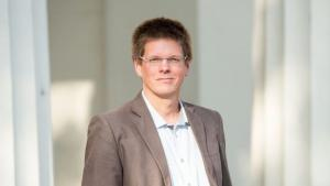 Der Historiker Dr. Michael Sommer; Quelle: Universität Oldenburg