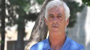 Der Historiker Moshe Zimmermann; Foto: DW