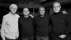 Django Bates, Anouar Brahem, Jack DeJohnette and Dave Holland; Foto: Bart Babinski/ECM Records