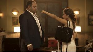 """Tierarzt Bahgat (Mohamed Mamdouh) in dem ägyptischen Film """"A Man Wanted"""" (""""Ich kaufe mir einen Mann""""); Quelle: IMDb"""