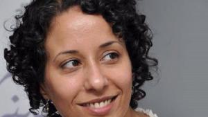 Egyptian writer Donia Maher (source: elcinema.com)