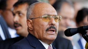 Jemens ehemaliger Langzeitdiktator  Ali Abdullah Salih, Foto: Reuters