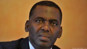 Der mauretanische Menschenrechtsaktivist Biram Dah Abeid; Foto: dpa/picture-alliance