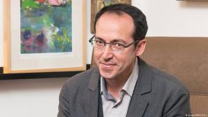 Der türkische Autor Burhan Sönmez; Foto: imago/ZUMA Press