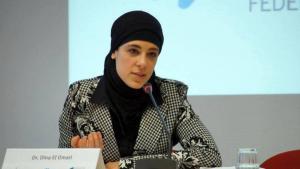 Die Theologin Dina El Omari; Foto: privat