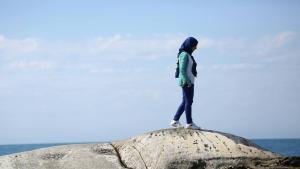 Die algerische Filmmacherin Drifa Mezenner; Quelle: Facebook; Drifa Mezenner