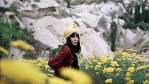 Die türkische Singer-Songwriterin Gaye Su Akyol; Foto: Aylin Gungor