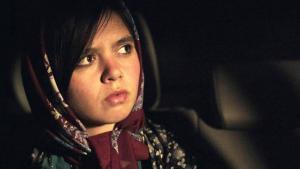 "Filmszene aus Jafar Panahis ""Drei Gesichter""; Quelle: Memento Films"