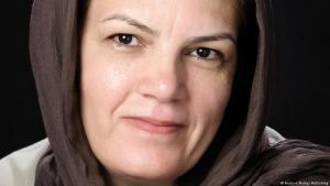 Die iranische Schriftstellerin Fariba Vafi; Foto: Nashr-e Markaz