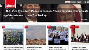 """Exil-türkisches Nachrichtenportal """"Ahval""""; Quelle: """"Ahval"""""""