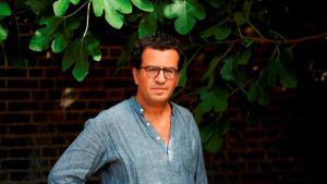 Der libysche Autor Hisham Matar; Foto: Luchterhand Literaturverlag