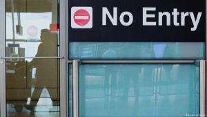 Symbolbild Einreiseverbot von US-Präsident Donald Trump gegen Bürger aus überwiegend muslimischen Ländern; Foto: Reuters/B. Snyder