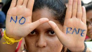 Symbolbild - Proteste gegen Vergewaltigungen in Indien; Foto: Getty Images