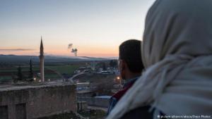 Türkei beginnt Offensive Operation Olivenzweig gegen Afrin in Syrien; Foto: picture alliance/abaca/Depo Photos
