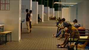 """Filmszene aus """"Zentralflughafen THF"""" des Regisseurs Karim Aïnouz; Foto: Juan Sarmiento"""