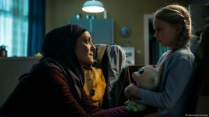 """Filmausschnitt aus Umut Dags """"Das deutsche Kind""""; Foto: Daniela Incoronato"""