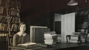 In Auschwitz ermordet: die jüdische Arabistin Hedwig Klein, undatiertes Bild; Foto: privat