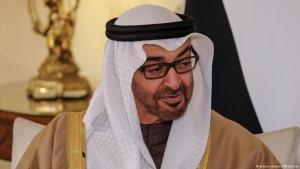 Kronprinz Mohammed bin Zayed Al-Nahyan (MbZ); Foto: picture-alliance