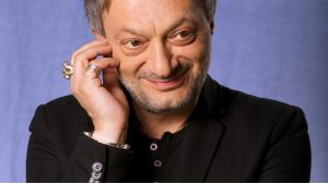 Feridun Zaimoglu; Foto: picture-alliance/dpa/Erwin Elsner