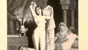 "Illustration aus dem ""Book of Exposition"" aus dem Jahr 1900"