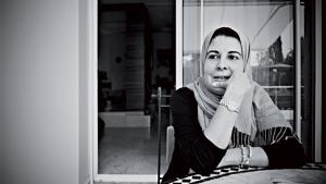 Die islamische Feministin Asma Lamrabet; Foto: asma-lamrabet.com