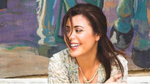 Die libanesische Regisseurin Reem Saleh; Foto:  Martín Rodríguez Redondo/Goethe.de