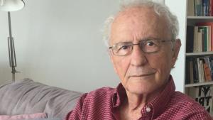 Der israelische Historiker Zeev Sternhell; Foto: Inge Günther