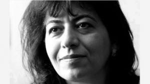 Die irakisch-amerikanische Autorin Dunya Mikhail; Quelle: New Directions