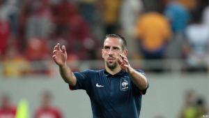 Franck Ribéry; Foto: AP