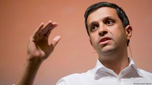 Raed Saleh, Berliner SPD-Politiker; Foto: REUTERS/Axel Schmidt