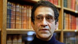 Der iranisch-französische Soziologe Farhad Khosrokhavar; Foto: AFP/Damien Meyer