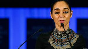 Die iranische Künstlerin Shirin Neshat; Foto: Reuters