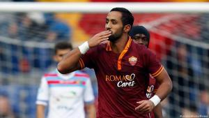 Mehdi Benatia bei einem Spiel für den AS Rom; Foto: UPDATE IMAGES PRESS/Isabella Bonotto