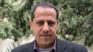 Der palästinensische Menschenrechtler Mahmud Abu Rahma; Foto: Lazar Semeonov/Medico International