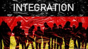 Symbolbild Integration; Foto: picture-alliance