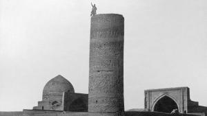 Moschee, Saveh 1871; Foto: Ali Moujani, Golestan Palast, Teheran