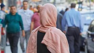 Muslima in Deutschland; Foto: Georg Wendt/dpa