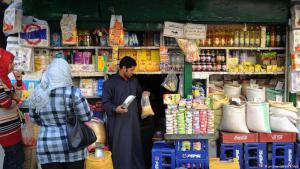 Kioskverkäufer in Kairo, Ägypten; Foto: picture-alliance/dpa