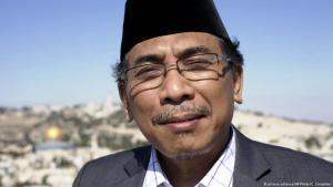 Yahya Cholil Staquf, Generalsekretär der Nahdlatul Ulama. Foto: dpa
