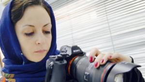 Afrah Nasser. Jeem Projekt. Foto: tyemen art base